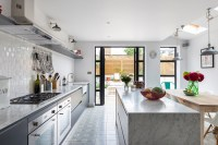 Kitchen & Dining Room Lighting | Factorylux for London Home