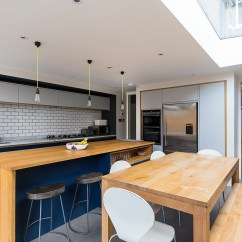Kitchen Pendants American Standard Faucet Repair Factorylux Lighting For London Project Above Worksurface