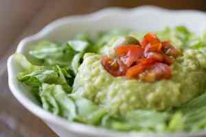 Candlelite Inn Guacamole Salad from The Urban Cowgirl Cookbook
