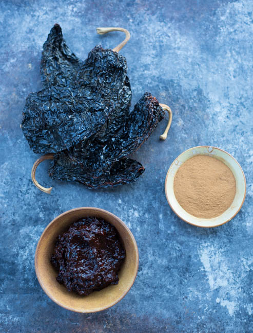 Bison Chili Ingredients