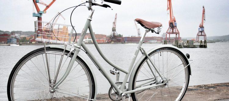Cykelinspiration i form av en Pelago i Göteborg
