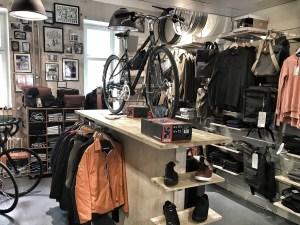 Pelago cykelbutik kläder