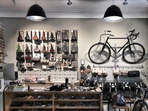 Pelago cykelbutik disken