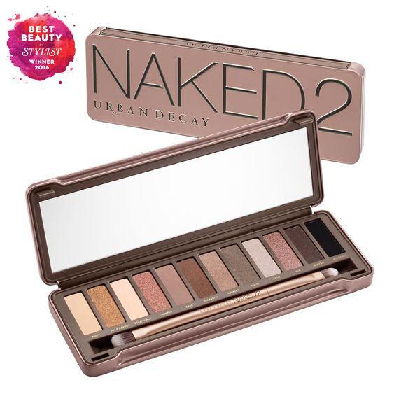 NAKED2 Eyeshadow Palette