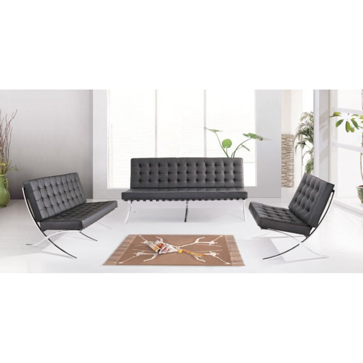 barcelona sofa bernhardt sectional prices 2 seater in pu
