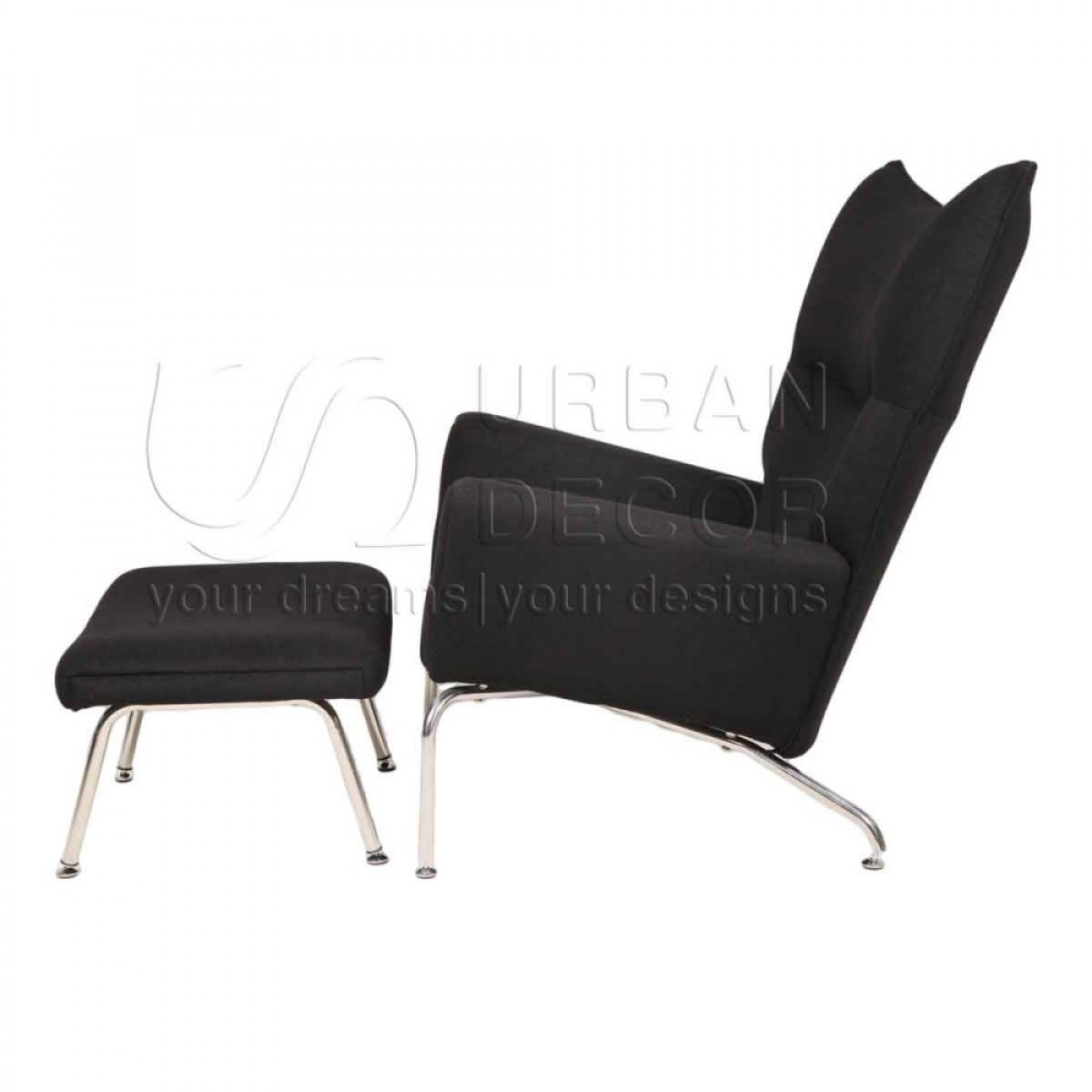 hans wegner lounge chair replica computer gaming chairs wing