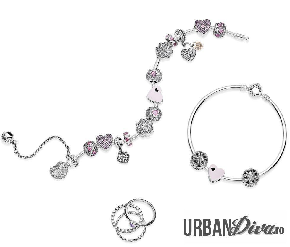 Cadouri Perfecte Coleciile Valentines Day Pandora 2016