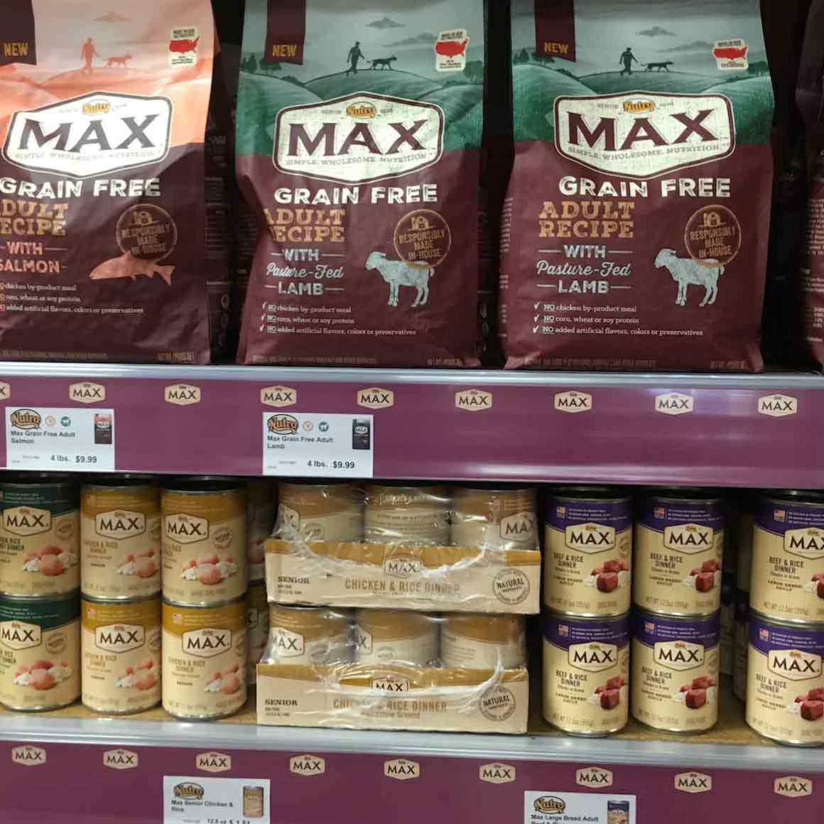 Dog Food Ingredients