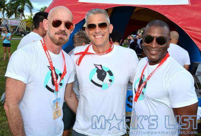 Team Urban Dog at the AIDS Ride