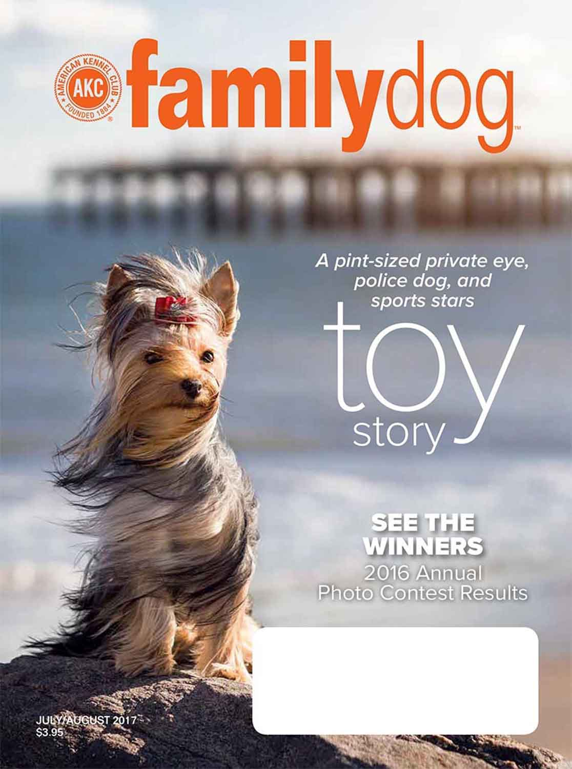 AKC Family Dog Magazine