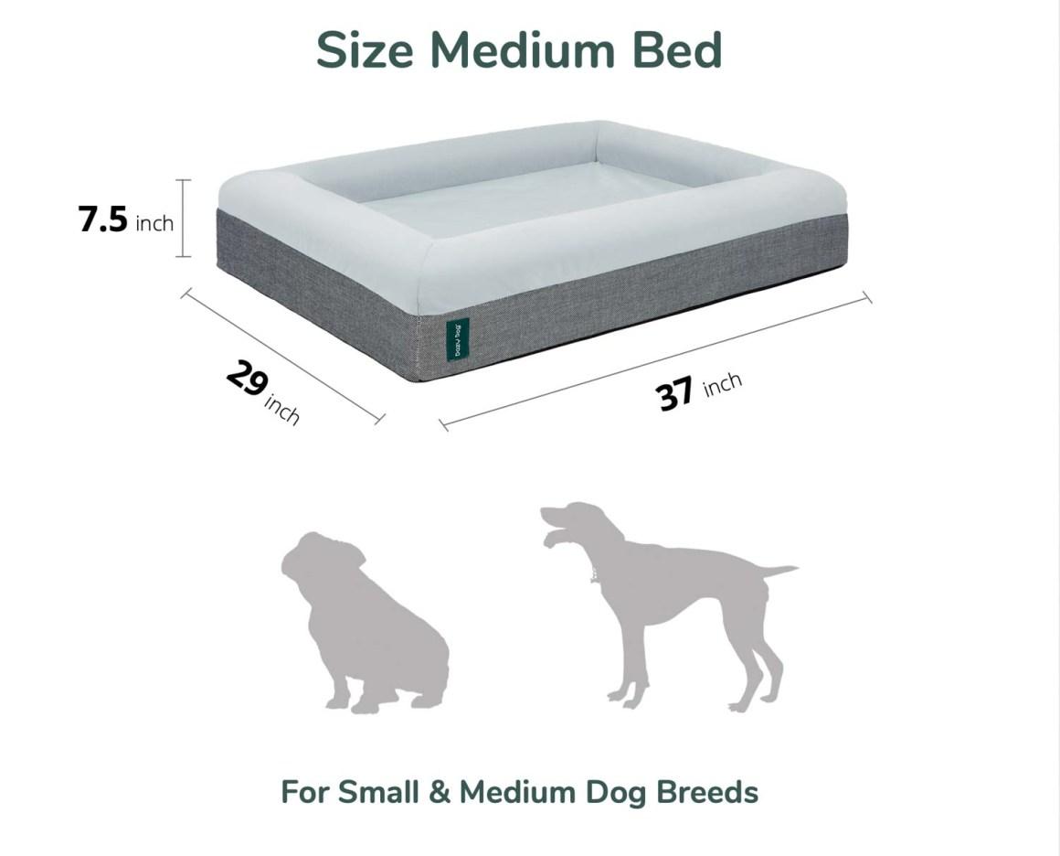 Medium Bed