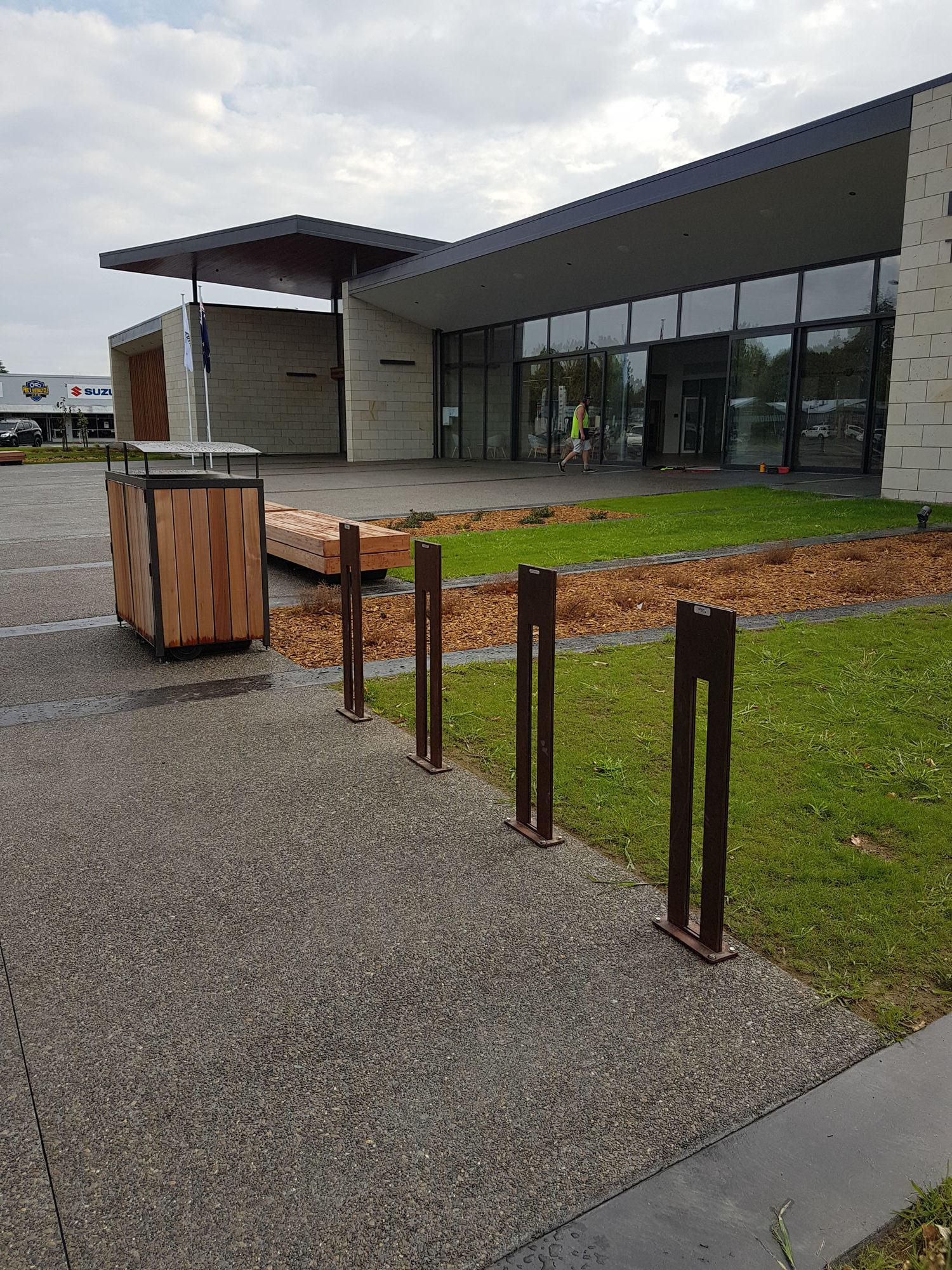 Matamata Piako Civic Centre  Urban Effects