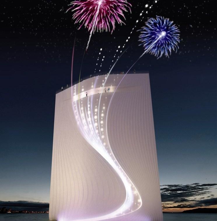 Solar City Tower (Rafaa Architecture & Design)