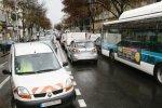 L'étude du Certu indique que seuls 9 % des déplacements dans l'agglomération bordelaise sont effectués tram et bus.