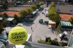 Vue de Roland-Garros en mai 2010