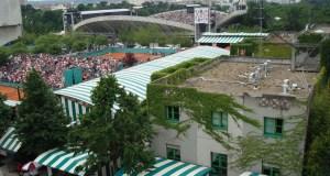 Roland Garros en 2012