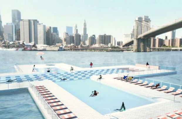 +Pool Concept - New York