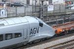 présenté en 2008, l'AGV a reçu seulement 25 commandes Crédits photo : FRANCOIS BOUCHON / JEAN CHRISTOPHE MARMARA/Le Figaro