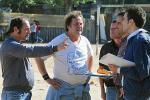 L'acteur Julio Chavez (à gauche) incarne un délégué de quartier qui fait la pluie et le beau temps dans une banlieue de Buenos Aires.