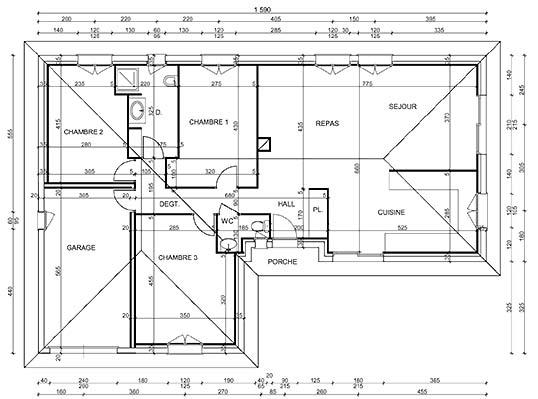 Jusqu 40 m sans permis de construire urbanews for Permis de construire surface