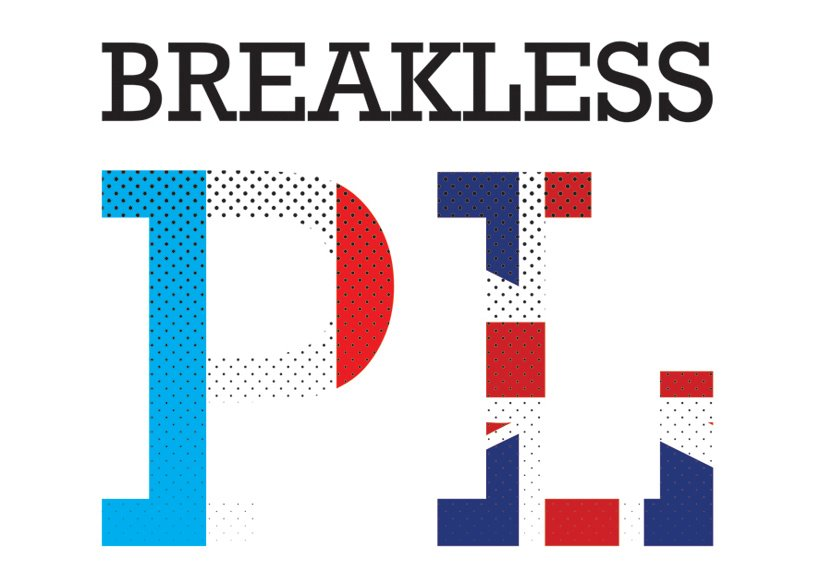 Breakless Paris to London