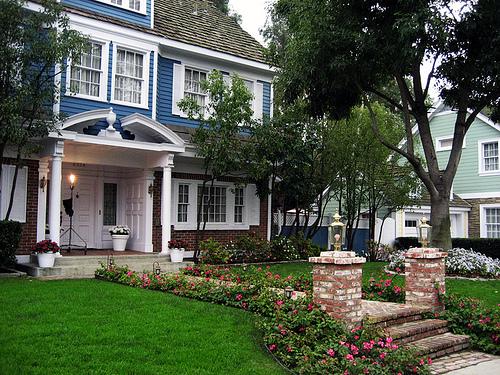 Bree's House - Wisteria Lane