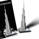 Burj Khalifa, par LEGO Architecture.