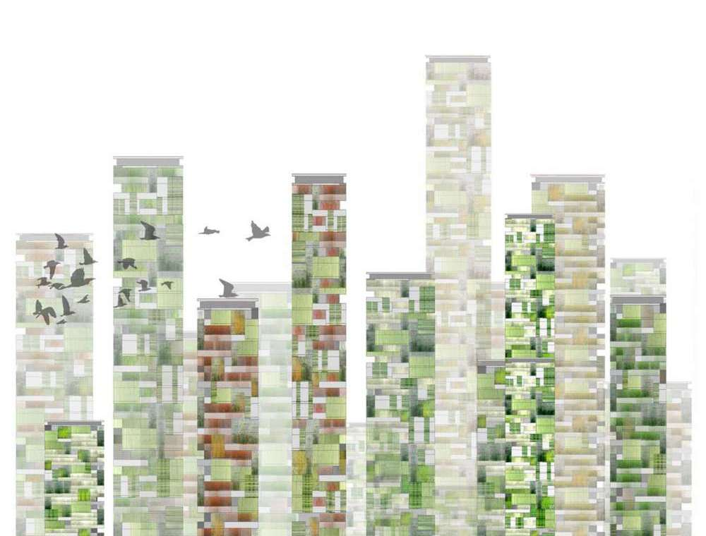 bosco verticale la premi re for t verticale du monde bient t termin e urbanews. Black Bedroom Furniture Sets. Home Design Ideas