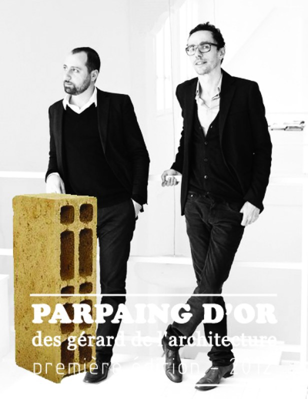 LAN architects (Benoit Jallon et Umberto Napolitano) – Lauréat avec 42.79% des voix