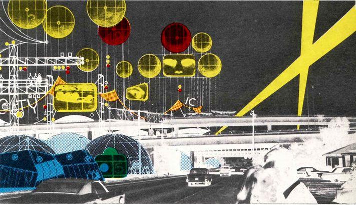 Instant City, par Archigram