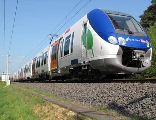 Application rencontre train