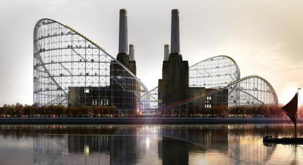 Battersea Power Station - AZC