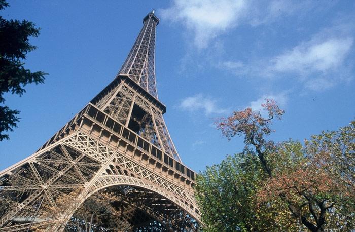 La Tour Eiffel - Photo par B.Michau