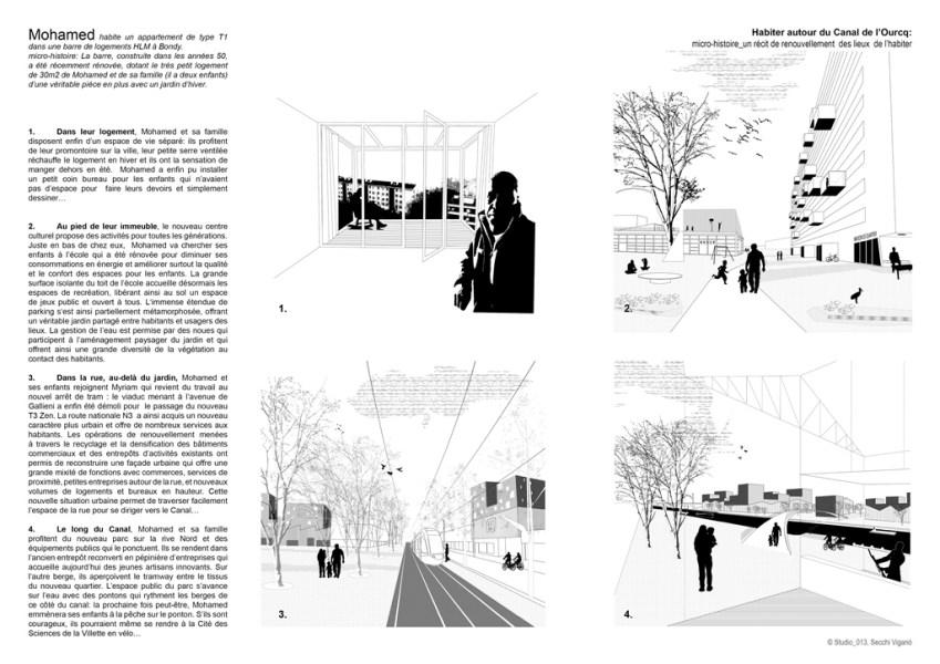 Studio_013 Bernardo Secchi et Paola Vigano