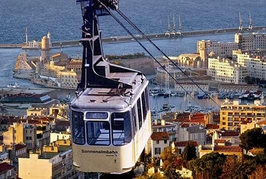 illustration Téléphérique urbain : et maintenant Marseille ?