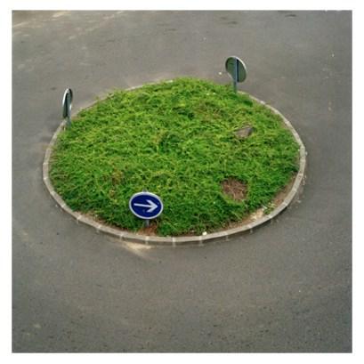 Ikea parking lot. Roissy, France.