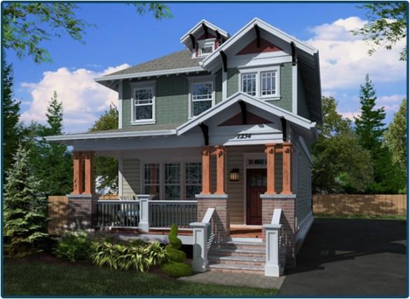 """""""Petit-grand"""" pavillon ou """"grand-petit"""" pavillon les maisons de Susanka le seront tant que vous vous sentirez chez vous."""