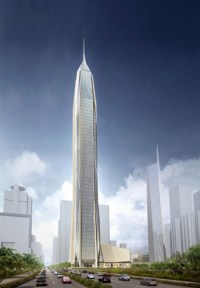 Ping An International Finance Center