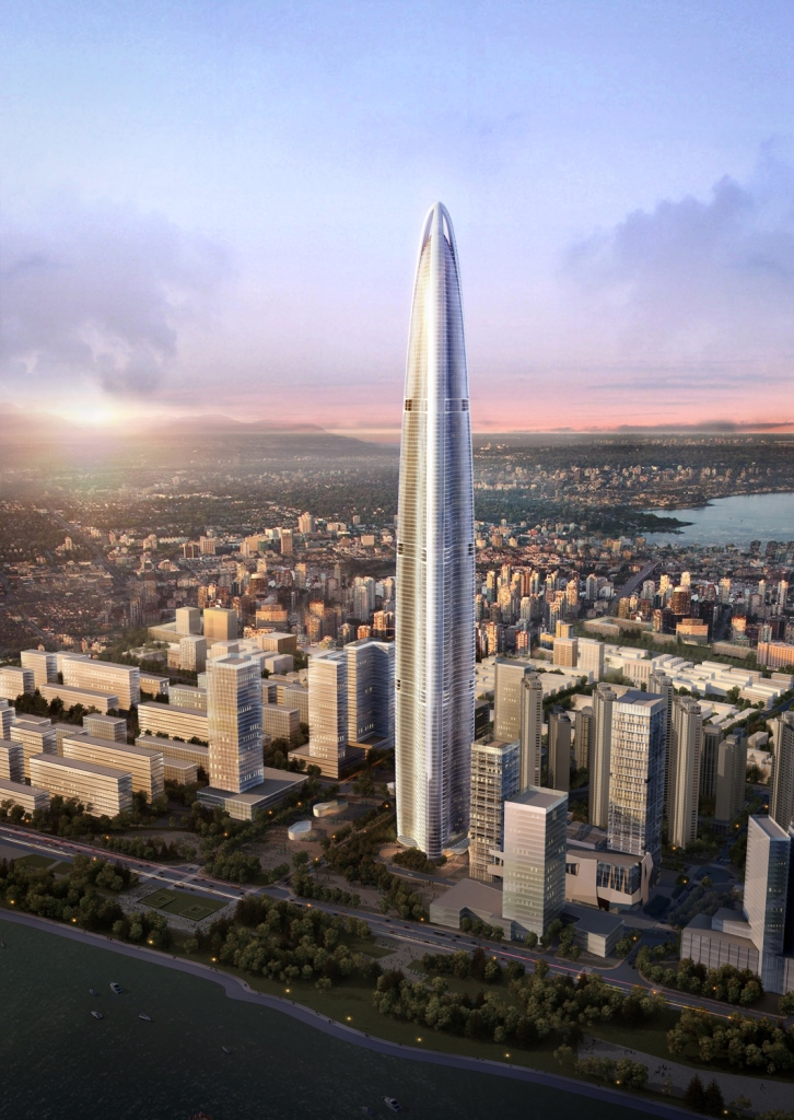 Wuhan Greenland Center