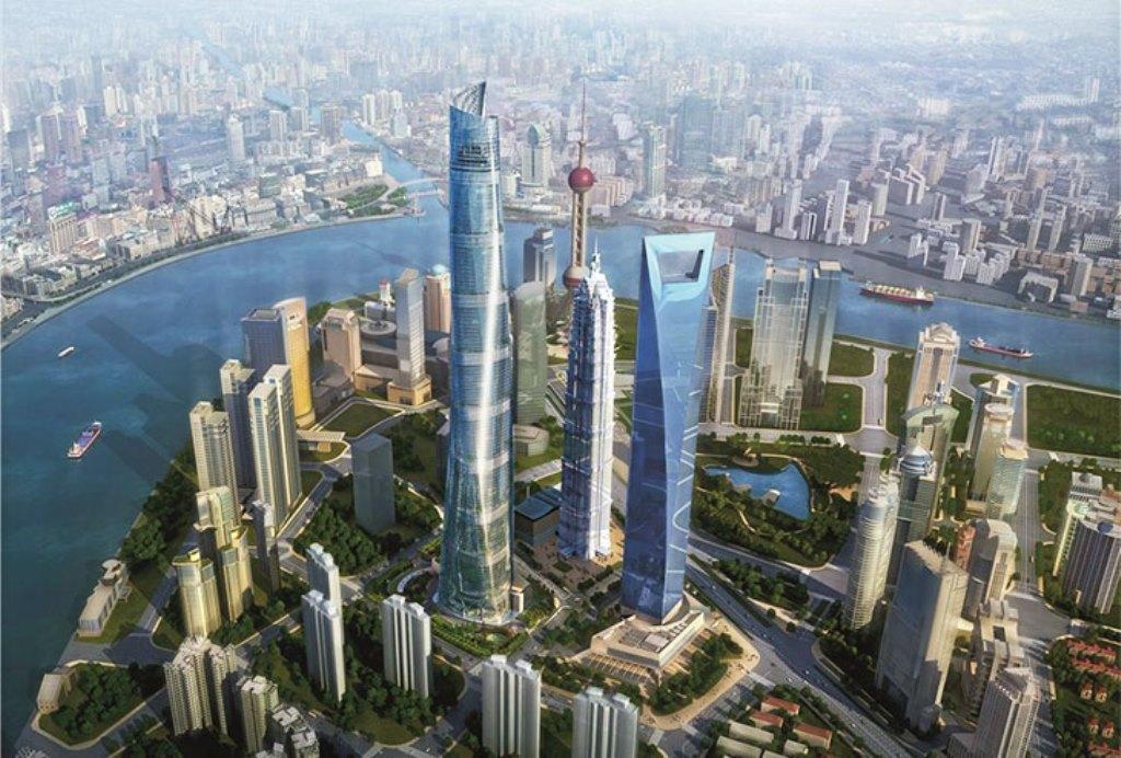 Shanghai Tower