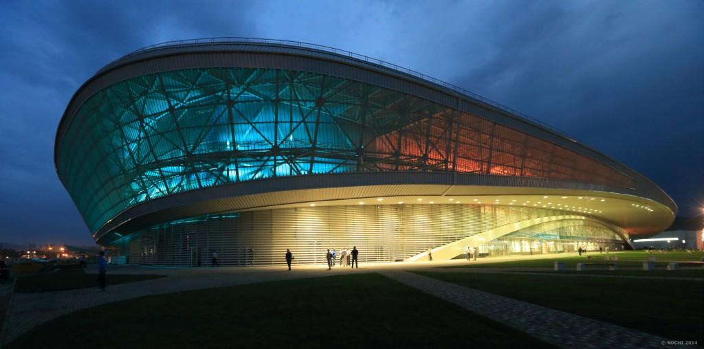 Adler Arena Skating Center - Sotchi