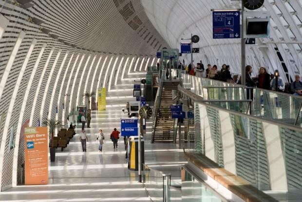 Gare d'Avignon TGV