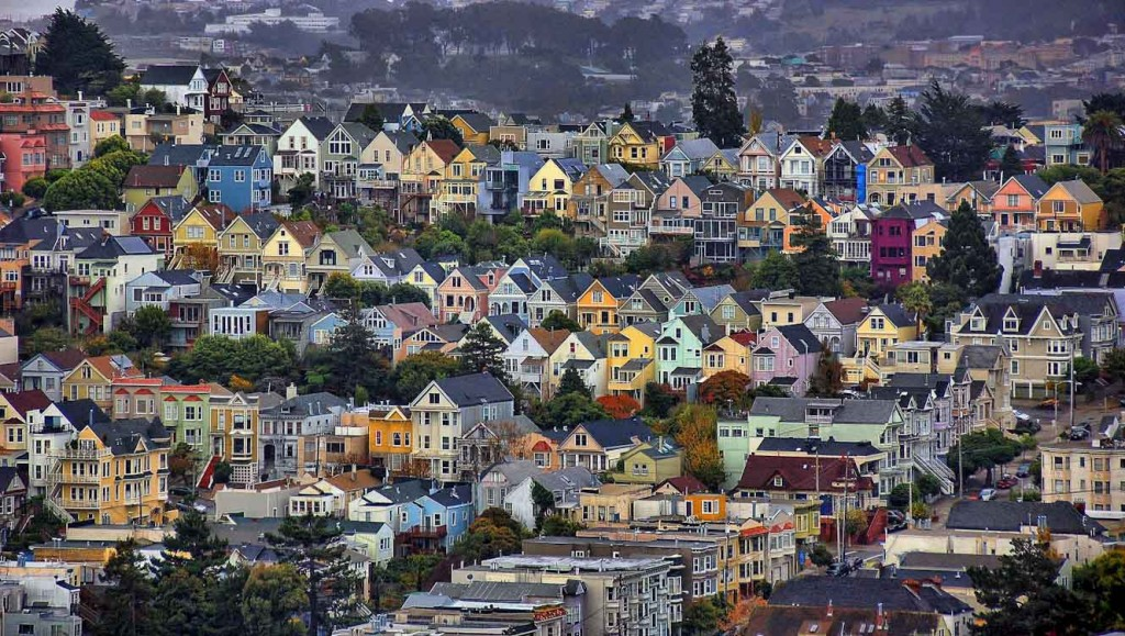 San Francisco by Steve Carter