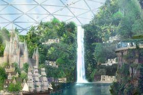 Le parc à thème (crédits image : Dubaï Holding)