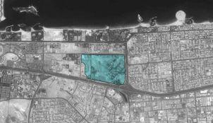 Localisation (crédits image : Dubaï Holding)