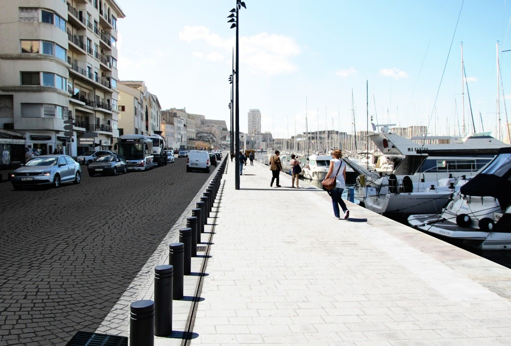 Marseille une seconde mue low cost pour le vieux port for Low cost marseille