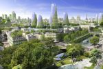 Photosynyhesis Towers - Montparnasse - Paris Smart City 2050 - © Vincent Callebaut