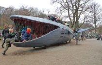 The Blue Whale in Gothenburg - Monstrum
