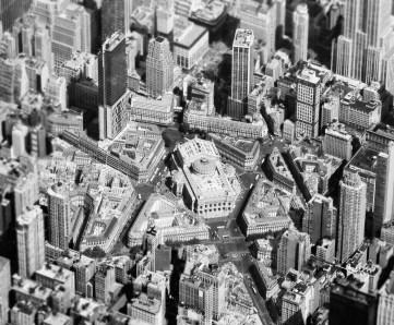 L'opéra Garnier serait un peu plus à l'étroit au cœur de Manhattan / © Luis Fernandes