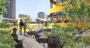 Transformation en vue pour le Parking des Halles - Lyon - WW Architecture / Mengzhi Zheng